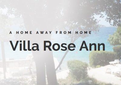 Villa Rose Ann